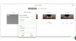 Скриншот № 3 интерфейса личного кабинта Ucraft